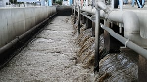 The massive L.A. sewage spill at the Hyperion plant resulted in 17 million gallons in the Santa Monica Bay.