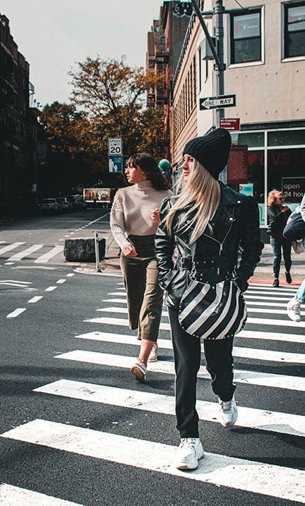 A Los Angeles pedestrian hit by a car would need a pedestrian accident lawyer