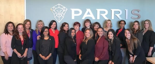 The Powerful PARRIS Team of Women Litigation Secretaries, Case Managers, and More